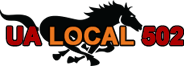 UA Local 502 Logo